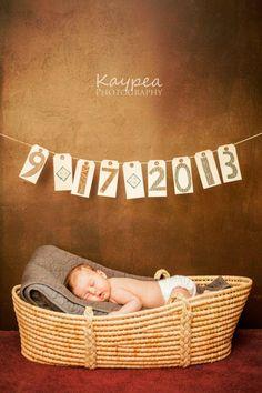 Newborn photography. #gracejae baby girl