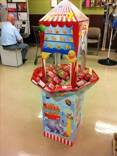 Animal Crackers - Circus Display 2011