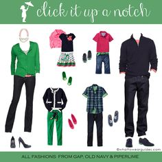 What to Wear in Family Photos-March 2013