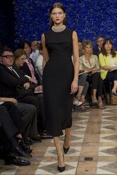 Défilé Christian Dior: Automne-hiver 2012-2013