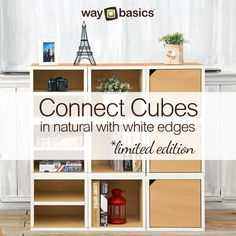 New limited-edition connect cubes check it out today!