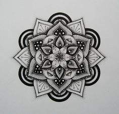 Mandala Designs, By worksofacirclethinker.tumblr.com