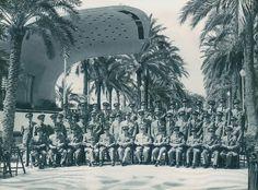 100 años de la Banda Sinfónica Municipal. Fotografías del fondo del Archivo Municipal de #Alicante #MifotoAlicante