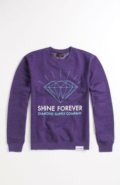 Diamond Supply Co Crewneck Sweater