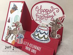 Just Stamp | Birthday Memories Suite