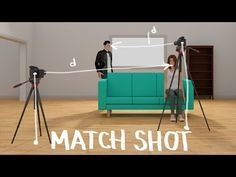 Video: Learn How to Set Up Your Camera for a Match Shot Like the Pros Do