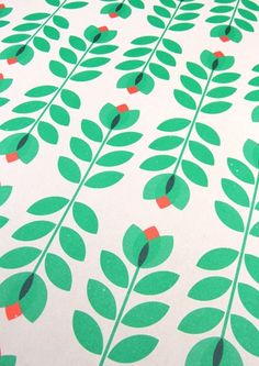 Recycled wrapping paper, http://www.nineteenseventythree.com