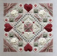New Freda's Fancy Stitching Variations on a by LeighBoStitches