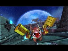 Skylanders - Legendary Trigger Happy Heroic Challenge