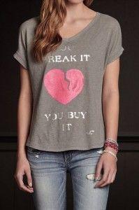 Camiseta Hollister HO2263
