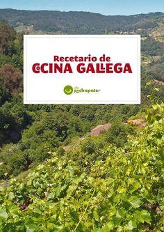 REcetario de cocina gallega