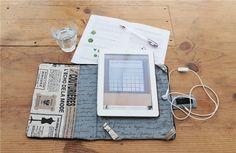 Paso a paso para hacer esta funda para tu ipad o tablet. Original y muy práctica. Estupenda funda, para la protección del ipad. Original, diferent ...