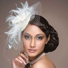 Fascinator Wedding Fascinatorsheadpiecesbridal Fascinatorwedding Hatswedding