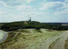 Teufelsberg 1976  US-Radaranlage auf dem Teufelsberg. © Landesarchiv Berlin…