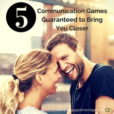 "You talk. But do you communicate?  You'll learn 5 simple ""communication games"" you and your partner can play to exercise your communication skills, deepen your romantic connecti…"