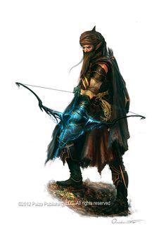 m wild Elf Ranger