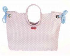 Beach Bag - Large - Sweet Charlotte Large Bags, Diaper Bag, Charlotte, Beach, Sweet, Candy, The Beach, Diaper Bags, Mothers Bag