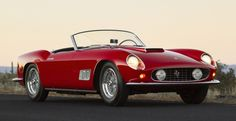 $8,800,000: 1958 Ferrari 250 GT LWB California Spider, sold by RM Auctions at its Scottsdale sale in January - See more at: http://blog.hemmings.com/#sthash.z4nGVCqE.dpuf