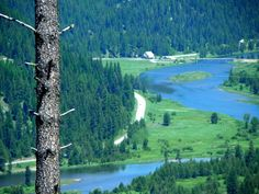 Smiths Ferry, Idaho (Cougar Mountain Lodge) http://www.visitidaho.org/lodging/vacation-rentals/cougar-mountain-lodge/