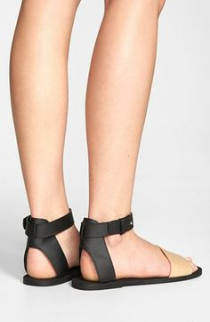 In love with these sandals for summer.