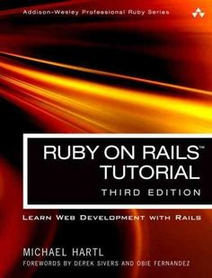 (Red) on Rails Tutorial: Learn Web Development With Rails (Paperback)