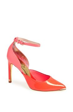 Ted Baker London 'Hariette' Patent Leather Pump | Nordstrom