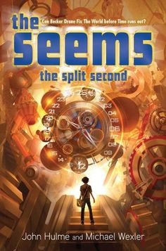 Todays Kindle Kids Daily Deal is The Split Second ($1.99), the second title in The Seems series by John Hulme and Michael Wexler [Bloomsbury USA Childrens], with the companion audiobook for $ 3.49.