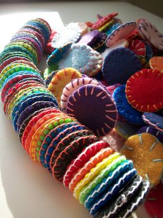 felty rainbow