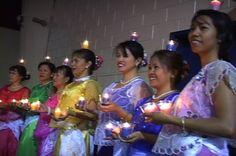 Pandanggo Sa Ilaw Philippine Candle Dance @ Santo Niiño Fiesta by Alan Geoghegan. Pandanggo Sa Ilaw Philippine folk dance performed in Columbia, South Carolina at a Filipino Santo Niiño Fieata, videotaped & edited by Alan C. Geoghegan.