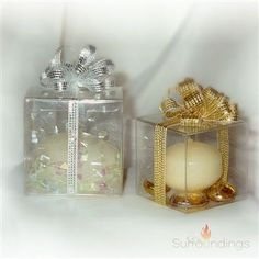 Favor boxes, wraps, bags and Silver Centerpiece, Table Centerpieces, Clear Favor Boxes, Wood Rounds, Fun Games, Best Part Of Me, Dollar Stores, Clear Acrylic, Party Favors