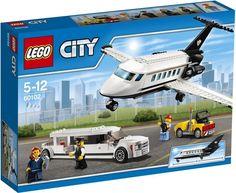 Lego City 60102 VIP servis - 0