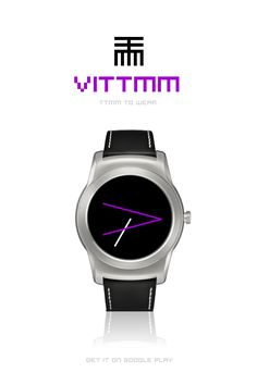 VITTMM to Wear. Intersect everything! #AndroidWear #watchface #ttmmtowear