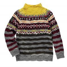 Knit sweater / Chandail de maille Souris Mini