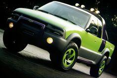 На интернет-аукционе eBay выставлен на продажу концептуальный пикап Chevrolet Highlander concept родом из 90-ых.