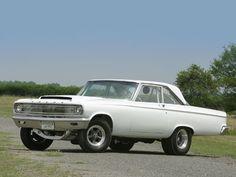1965 Dodge Coronet altered wheel base. 426 Hemi cross ram dual...