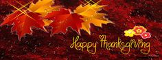 Happy Thanksgiving Facebook Cover