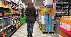 Grönsakerna kommer i sista hand när den genomsnittlige svensken står i mataffären och funderar på vad hen ska äta. Det visar en ny rapport från Kostministeriet.