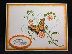 My Creative Corner!: Birthday Cards