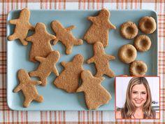 Mira and Paul Sorvino's Gingerbread Cookies