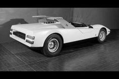 Alfa Romeo P 33 Roadster by Pininfarina (design: Paolo Martin) - 1968