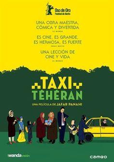 Taxi Téhéran / una película de Jafar Panahi. Juny 2016