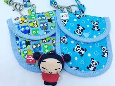 Patchwork Quilt, Quilts, Disney Frozen, Sewing Crafts, Coin Purse, Pouch, Make It Yourself, Purses, Download