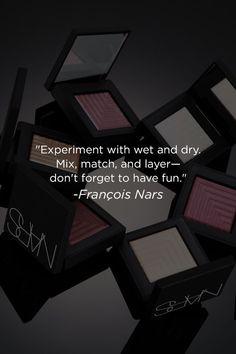 Francois Nars knows best.