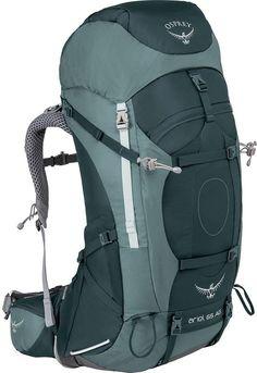 2636c17692 Osprey Packs Ariel AG 65L Backpack - Women s