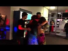 """[VIDEO] Kids at High School Prom Surprised by Military Dad's Homecoming  
