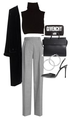 """Untitled #22401"" by florencia95 ❤ liked on Polyvore featuring Victoria Beckham, Marc Jacobs, Jadicted, Givenchy and Alexander Wang"