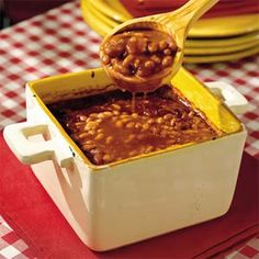 Root Beer Baked Beans | MyRecipes.com