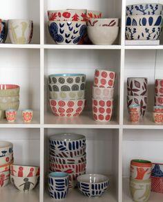 Dimity Kidson ceramics