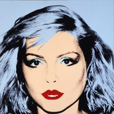 Andy Warhol, Debbie Harry, 1980 by The Andy Warhol Museum