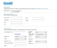 This Aaa Travel Quote Form Is A Great Example Of How The Forms